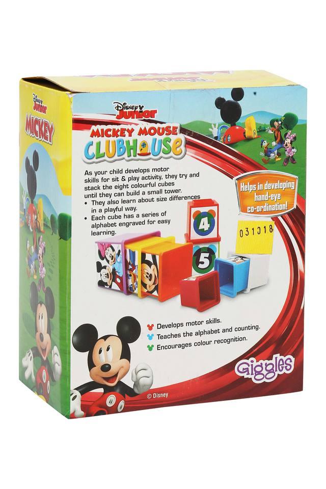 Kids Disney Stacking Cubes