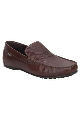 RED TAPE Mens Leather Slipon Loafers - 203947376_8927