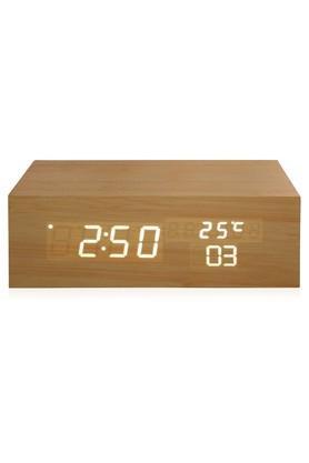 SPREADRectangular Digital Table Clock
