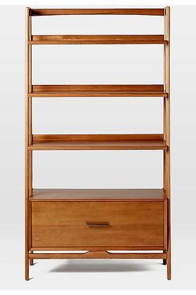 Colonial Maple Colonial Maple Brodie Bookshelf