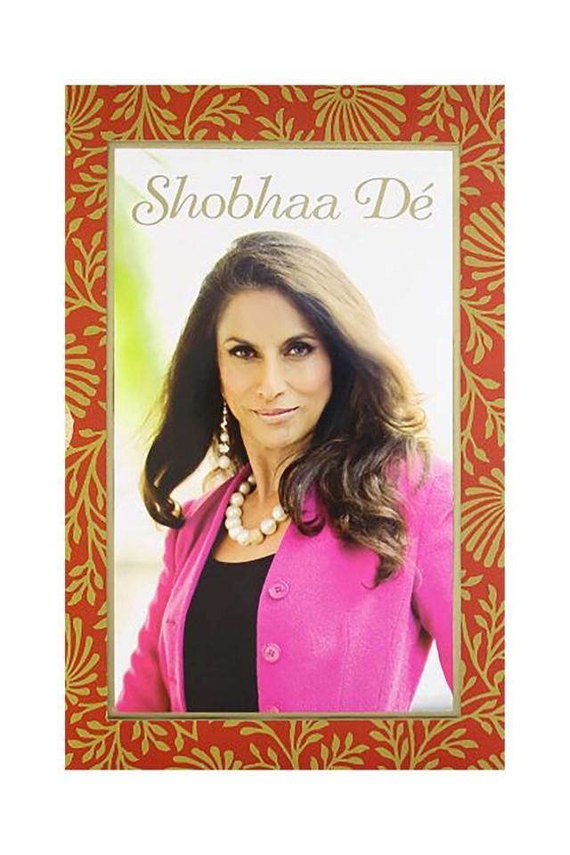 Shobhaa De Box Set: Spouse Surviving Men Speedpost