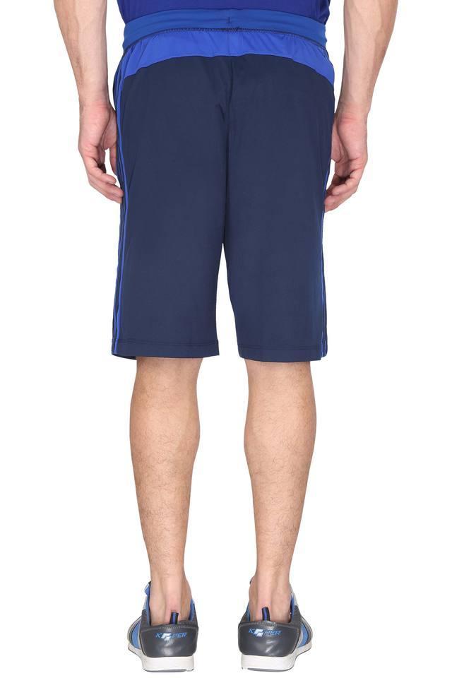 Mens 2 Pockets Solid Shorts