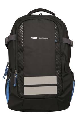 Unisex 3 Compartment Zip Closure Laptop Backpack