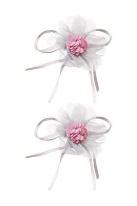 Girls Solid Clip Pack of 2