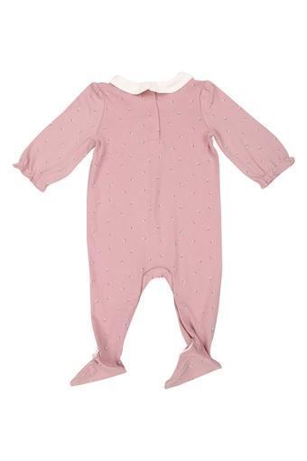 Kids Printed Casual Babysuit