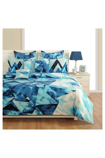 SWAYAM -  Blue Duvet Covers - Main
