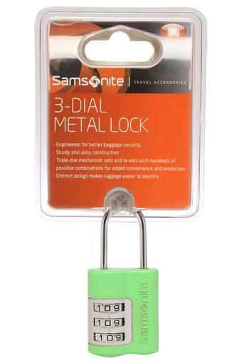 Unisex 3 Combination Dial Lock