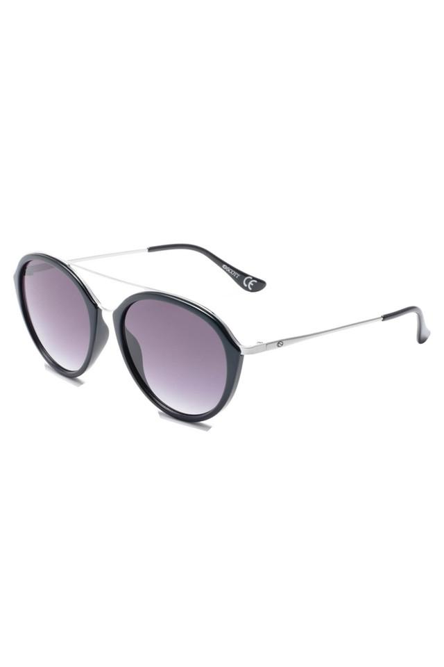 Womens Full Rim Round Sunglasses - 2120 C2 S