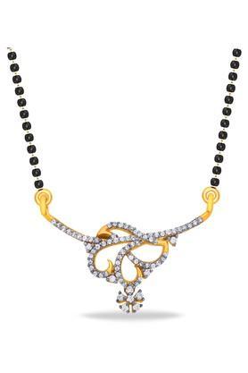 P.N.GADGIL JEWELLERSWomens Arielle Wrap Diamond Tanmaniya - DTAN2408