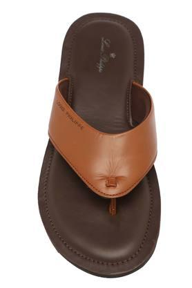 LOUIS PHILIPPE - Brown Sandals & Floaters - 2
