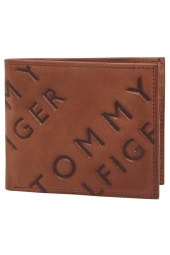 TOMMY HILFIGER -  Dark BrownWallets & Card Holders - Main