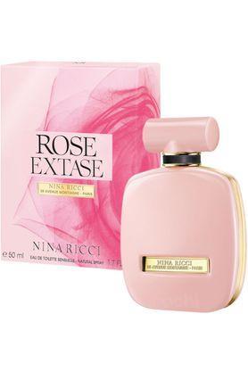 Womens Rose Extase Eau De Toilette - 50ml