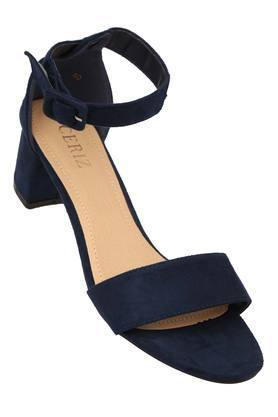 CERIZWomens Casual Wear Buckle Closure Heeled Sandals - 204864121_9324
