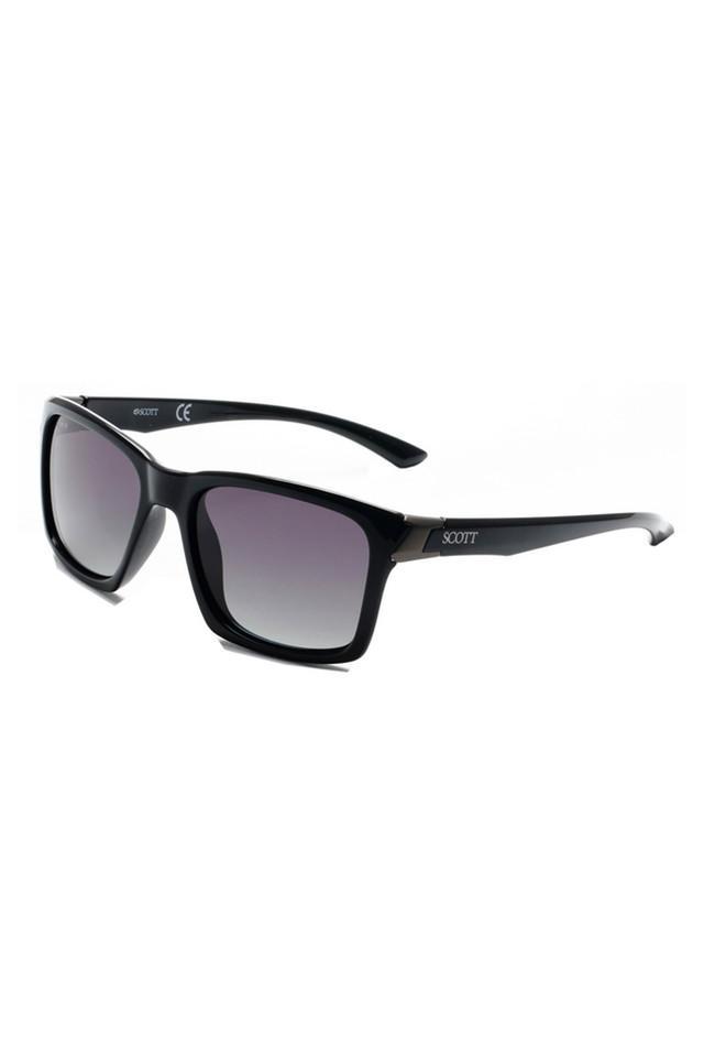 Mens Full Rim Square Sunglasses - 2185 C1 53 S