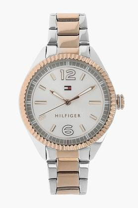 Tommy Hilfiger Womens Analogue Metallic Watch - NATH1781148 image