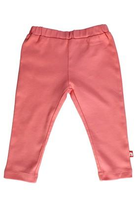 Girls Regular Fit Round Neck Printed Top and Pants Set