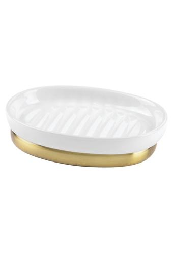 Oval Solid York Soap Dish