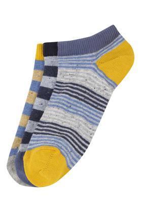 Girls Stripe Socks Pack of 3