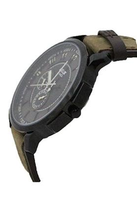 Mens Analogue Leather Watch - TW027HG10