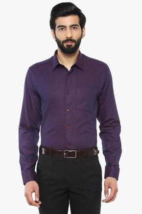 Mens Slim Collar Printed Shirt (Lord Of Giza)