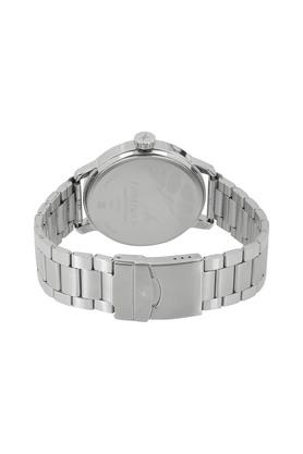 Mens Varsity  Analogue Stainless Steel Watch - 3178SM01