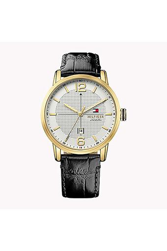 Mens Analogue Leather Watch - 1791242J