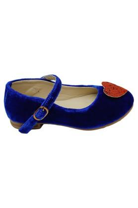 Girls Party Wear Buckle Closure Ballerinas