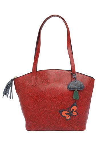 5697c391a3c Womens Zipper Closure Shoulder Handbag