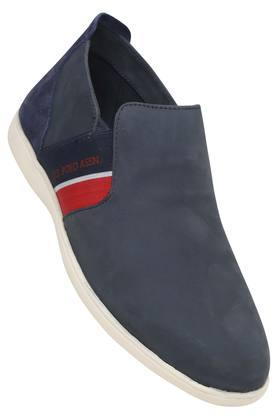 U.S. POLO ASSN. Mens Slip On Sneakers