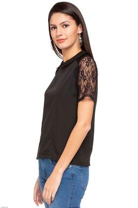 Womens Solid Top