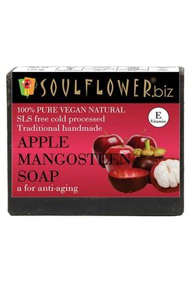 SOULFLOWER Apple And Mangosteen Handmade Soap