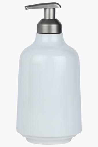 Solid Round Soap Dispenser