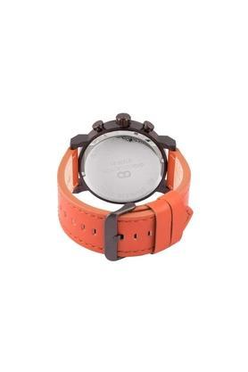 Mens Black Dial Multi-Function Watch