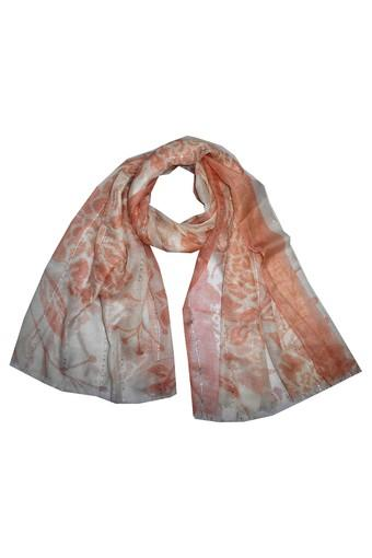 GET WRAPPED -  Peach Scarves & Socks - Main