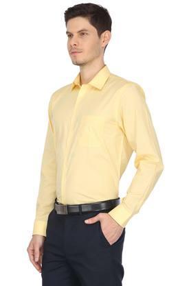 RS BY ROCKY STAR - YellowFormal Shirts - 2