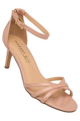 STEVE MADDENWomens Party Wear Buckle Closure Heels - 203952853_9506
