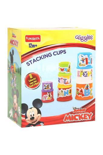 Kids Giggles Disney Stacking Cups