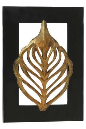 X ADARA Leaf Wall Decor