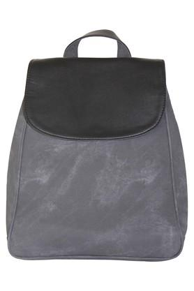 Womens 1 Compartment Snap Closure Backpack