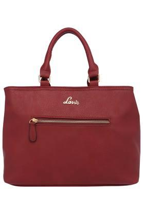 LAVIE Womens Zipper Closure Satchel Handbag - 203839639