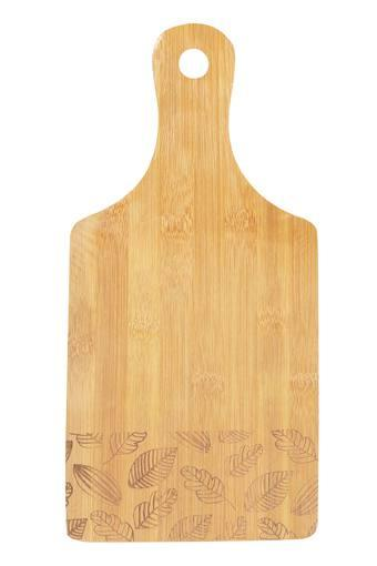 Rectangular Textured Chopping Board with Handle