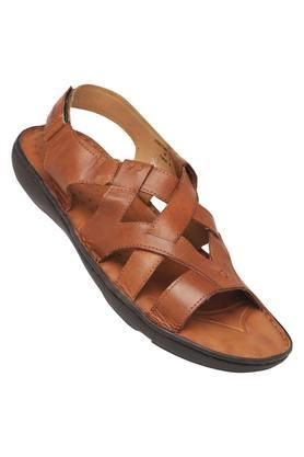 RUOSH Mens Casual Wear Velcro Closure Sandal - 204495133_9124