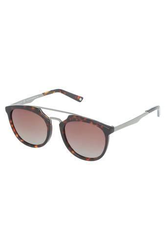 Unisex Full Rim Navigator Sunglasses - GLS021-C171