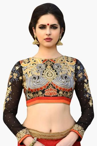 395f1ce276 Buy VRITIKA Womens Ready Made Blouse   Shoppers Stop