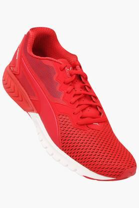 PUMA Mens Mesh Lace Up Sports Shoes - 203325746