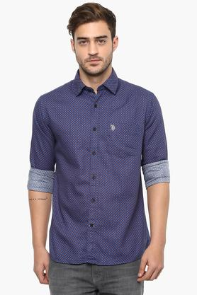 63931f8f8c Buy U.S. Polo Shirts & T-Shirts For Men Online | Shoppers Stop