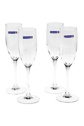 Champagne Glasses Set Of 4