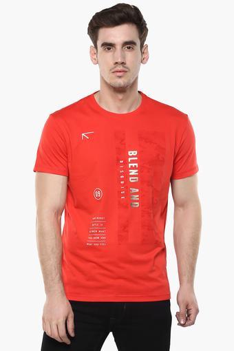 OCTAVE -  RedT-shirts - Main