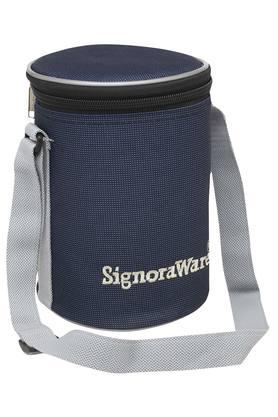 SIGNORAWARE Airtight 3 Container And Lunch Box With Bag Set Of 4 - 1080ml
