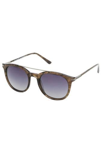 Unisex Brow Bar UV Protected Sunglasses - GLS014-C053